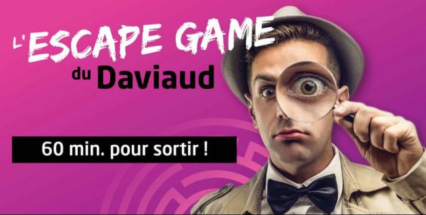 L'Escape Game du Daviaud // +7 ans