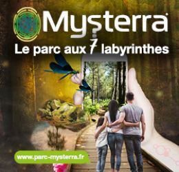 Mysterra, parc aux 7 labyrinthes (17) Extension 85